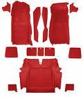 1978 - 1979 Early Corvette Complete Molded Carpet Set