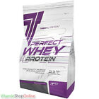 PERFECT WHEY PROTEIN POWDER WHY WEY PROTEINA ISOLATE TREC NUTRITION FREE P&P
