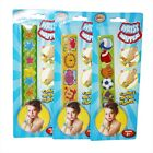 kids wrist snappers for ages 3+ three designs
