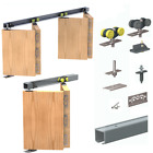 Bi-folding Doors Sliding kit for folding panels 25kg or 40kg with 2000mm track