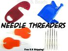 Needle Threader Full Range Choose Type Automatic, Machine Hand Sewing Threading