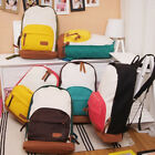 Hot Sale Womens Korean Version Canvas School Campus Backpack Shoulder Bag New