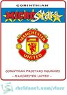 Multiple Choice of Corinthian Microstars MANCHESTER UNITED Figurines... Nice...!