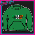 IRELAND 6 NATIONS  HOODY HOODIE ALL SIZES & COLOURS