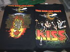 Kiss: BOOM OVER EUROPE ,  Official Men's T-Shirt - New HEAVY METAL ROCK