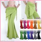 Belly Dance Pants Tribal Style Size 8 16 Sarong Dancing Yoga Practice Pants AP04