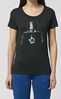 SLASH LADIES MUSIC T SHIRT GUNS N ROSES WOMENS NEW TOP GIFT W2