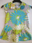 GIRLS CARTER'S LOVE TO TWIRL COLLECTION - TURQUOISE FLOWER DRESS - AGES 2 - 6