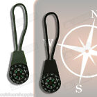 Zipper Pull Compass - Uniquely Designed, A Handy And Survival-Ready Tool