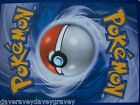 POKEMON CARDS *BLACK & WHITE* RARE CARDS