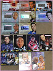 Rimmer Lister Kochanski Cat Holly Kryten Despretz Naylor Auto Card Red Dwarf