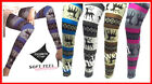 Ladies Christmas Aztec Knitted Patten Legging Fairisle Snowflake Winter Warm