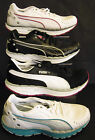 LADIES LACE UP FASTENING TRAINERS(PUMA BODYTRAIN)
