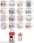 Boofle Mugs - Choose your Boofle Mug - Male & Female Relation Caption Gifts