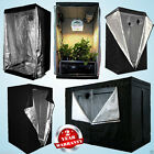 Hydropnics Grow Room Tent Greenhouse Box Bud Dark Room 0.8m 1m 1.2m  2.4m 2m UK