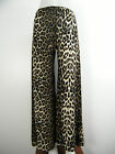 SALOOS ANIMAL PRINT STRETCHY TROUSERS SPARKLY SIZE, 12 14 16 18 20 22
