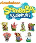 SpongeBob, Patrick, Gary, Sandy, Mr Krabs, Squidward, Plankton Resin Ornament $3.55 USD