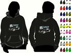 CUSTOM CAR UNISEX SWEATSHIRT HOODIE (s - 5xl) - HONDA S2000