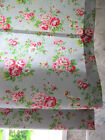 CATH KIDSTON FABRIC UNLINED ROMAN BLIND rose floral flower print UP TO 145cm sq