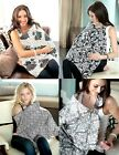 "UDDER COVERS "" NEW DESIGNS "" BREASTFEEDING NURSING COVER COTTON 4 CHOICES"