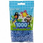 Genuine PERLER Fuse Beads 1000, 6000 ct NIP 70+ Colors Black White Blue Red Grey
