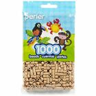 Genuine PERLER Fuse Beads 1000, 6000 ct NIP 80+ Colors Black White Blue Red Grey