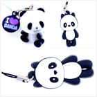 Super cute crystal panda phone charm, multiple choices, GREAT ACCESSORY!!!