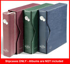 Matching Slip Cases for Coin Album - NUMIS (Choice of 3 colours)