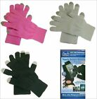 Touchscreen Gloves for i-Pad i-Pod Samsung HTC Winter Touch Screen iTech Unisex