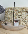 WOODEN BOAT, BATHROOM CHIC,  Nautical Decor, Colour Choices !