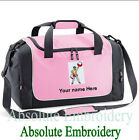 Personalised CHEERLEADER CHEER Travel Girls Sport Locker Bag Holdall Quadra