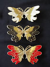 Vintage 1960 70's Butterfly Belt Buckles Enamelware You Pick color