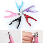 acrylic nail clipper - New Edge Nail Art Manicure Acrylic Gel False Tips Clipper Cutter Nail Scissors