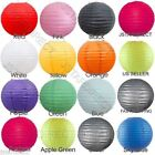 10X round Chinese paper lanterns lamp 8&quot;,10&quot;,12&quot;,16&quot;,18&quot;, 20&quot; wedding decor USA <br/> size:6&quot;,8&quot;,10&quot;,12&quot;,14&quot;,16&quot;,18&quot; 20&#039;, 24&quot;&#039; color 20+ USA