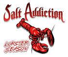 Salt Addiction Fishing t shirt,Saltwater shirt,Ocean,life,Scuba,snorkel,lobster