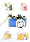Vintage retro antique style camera necklace multiple choices