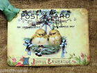 Hang Tags  EASTER CHICKS POSTCARD TAGS or MAGNET #255  Gift Tags