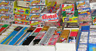 Huge Lot of 100 Old Vintage Baseball Cards in Unopened Wax Packs