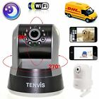 TENVIS iProbot3 720P HD Wireless WLAN H.264 Wifi Netzwerkkamera IP Kamera IR-CUT