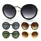 Womens Round Sunglasses Hot Celebrity Style Fashion Circle Frame