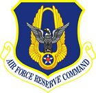 U.S. Air Force Reserve Command Wall Window Vinyl Decal Sticker Military