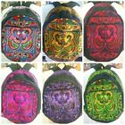 Thai Hmong Tribal Ethnic Embroidered Bag Handbag Backpack School Notebook Travel
