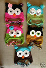BABY OWL BEANIE HAT, FROM 3 MTHS- UP TO 2 YRS. GIRLS AND BOYS VERY CUTE!!!!