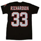 Trent Richardson Cleveland Browns Eligible Receiver T-Shirt 33 Name & Number Tee