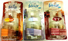 Febreze PLUG IN Air Freshener REFILLS Limited Edition NEW Febreeze NOTICABLES