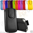 Various Colours Magnetic Pull Tab Case Cover For Apple iPhone 4 4S