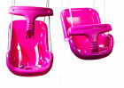 50% OFF RRP Deluxe Toddler Baby Swing Seat Adjustable height STURDY HIGH BACK