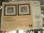 The Creative Circle Needlepoint kit,  vintage 1987-88,  New in packages,  mixed