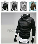 Men's cotton-padded Coat fashion down jacket Slim warm Casual outerwear winter