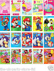 Childrens CHARACTER Large BIRTHDAY CARDS All ages Girls Boys ** Cheap **